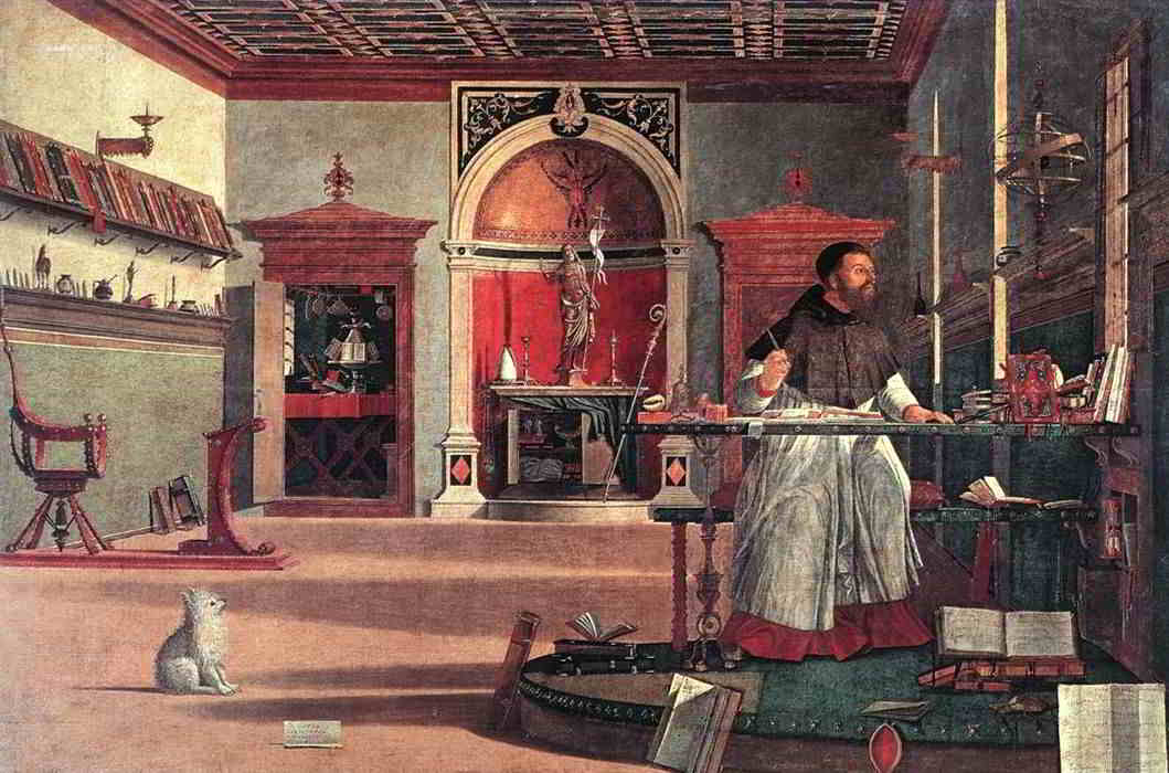 St. Augustine on Sinful Clergy, Donatism and the Spiritual Life – CHS 0006