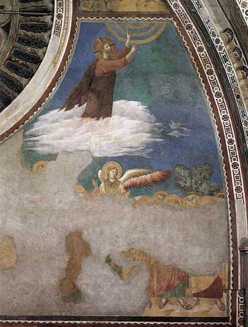 Bonaventure, Tree of Life – Tenth Fruit – The Sublimity of Christ's Ascension – CHSS 35