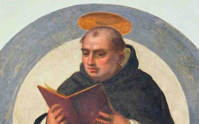 How Did Thomas Aquinas Study the Bible?